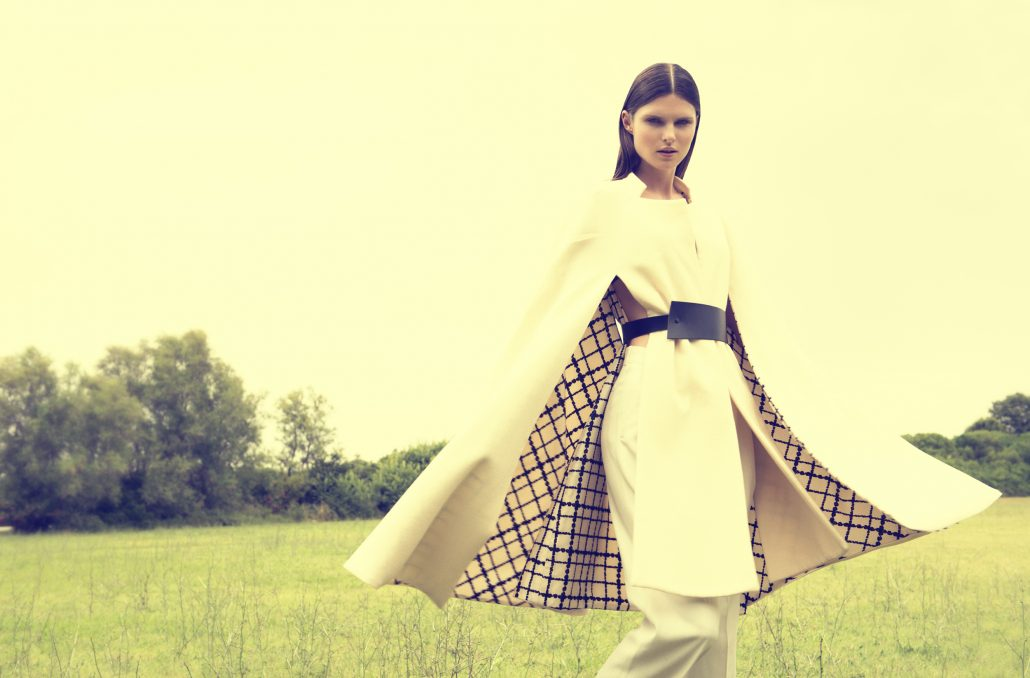 Capes Theodora Bak Fashion Photographer Marco Di Filippo